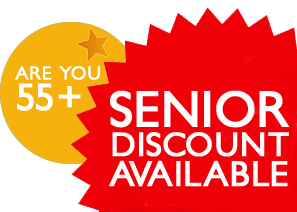 Senior Duct Cleaning Discount